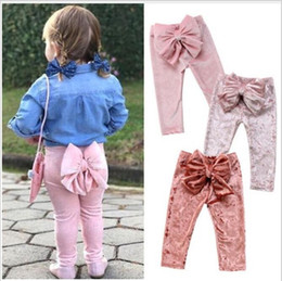 Infant leggIngs pp pants online shopping - Retail Baby Girls Butterfly leggings Infant Toddler PP Pant sweatpants trousers Legging Tights kids boutique clothing Halloween cosplay