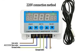$enCountryForm.capitalKeyWord Australia - high quality AC 220V DC 12V 24V Digital Thermostat 30A Temperature Controller Temperature Control Switch Wall Hanging max 6600W