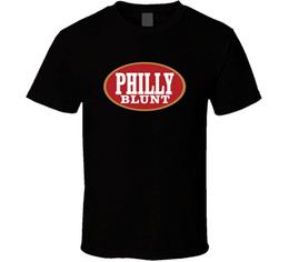 Strawberry Tees Canada - Phillies Blunt T Shirt Tee Cigar Box Vintage Cigars Strawberry Marked 8c New 100% Cotton Short Sleeve O-Neck Tops Tee Shirts