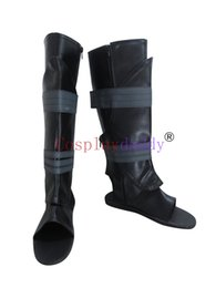 Chinese  Fate Grand Order Okita Souji Long Cosplay Shoes Boots C006 manufacturers