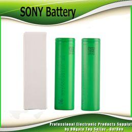 100% hohe Qualität SONY VTC6 3000 mAh VTC5 2600 mAh VTC4 2100 mAh 3,7 V Li-Ion 18650 Batterie Akkus für Ecig Box Mods