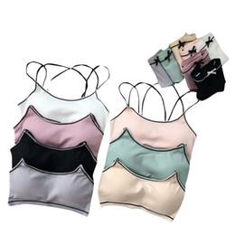 japanese lingerie sets 2019 - CINOON Japanese Lingerie Set Cotton Thin Screw Thread Push Up Bra Set beauty back Women Bra Panties Comfort Underwear di