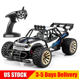 HigH electric sHock online shopping - SUBOTECH Scale RC Car Off Road Vehicle GHz Remote Control Car WD High Speed Racing Truck BG1512 Blue US STOCK
