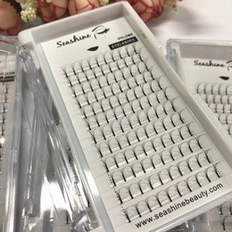 Top False Eyelashes Australia - 5Trays Lot 6D Pre Made Fan Volume Eyelashes Korea Top Quality Lash Factory False Eyelash Extension Free Shipping Natural Long Grafting Salon