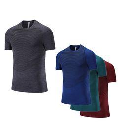 c636c6c3 Dry Fit Men T-Shirt Tight Sports Shirt Mens Sports Shirts Running Gym Men Bodybuilding  Training T Shirt Compression Shorts