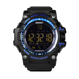 $enCountryForm.capitalKeyWord UK - EX16 Man Smart Watch Outdoor Sports Waterproof Swimming children's watch Pedometer Wristwatch For Android For Ios