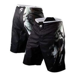 $enCountryForm.capitalKeyWord UK - Men Mma Shorts Boxing Trunks Bad Man Fight Shorts Boxing Pants Jiu Jitsu Muay Thai Pants Thin Muay Thai Training Shorts