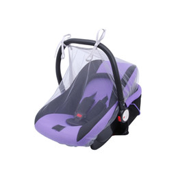 $enCountryForm.capitalKeyWord UK - New Thick Baby Stroller Pushchair Cart Mosquito Insect Net Safe Mesh Buggy Crib Netting Baby Car Mosquito Net Outdoor protect