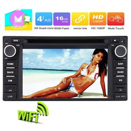 $enCountryForm.capitalKeyWord Australia - 6.2'' Pure Android 6.0 Car DVD Player Quad-Core For COROLLA EX Double Din In Dash Headunit Stereo GPS Navigation System WIFI