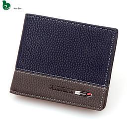 $enCountryForm.capitalKeyWord NZ - Luxury Designer Famous hot Men Wallet Perse Short Portfolio Leather Male Coin Purse Card Holder Walet Money Bag Vallet Cuzdan