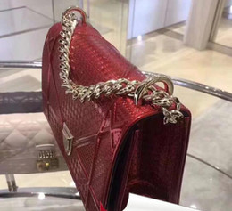 Perfect Packages Canada - Hot sale 2018 new Messenger Bag Shoulder Bag Mini fashion chain bag women star favorite perfect small package