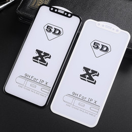 $enCountryForm.capitalKeyWord Australia - 5D Curved Tempered Glass Full Cover Screen Protector Film Guard For iPhone XS Max XR X 8 Plus 7 6 Samsung Galaxy J2 J3 J5 J7 Pro Prime A6 A8