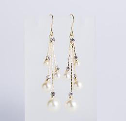 $enCountryForm.capitalKeyWord UK - Bridal earrings, fashionable pearls, wedding earphones, jewelry, earrings, wedding accessories, ladies.