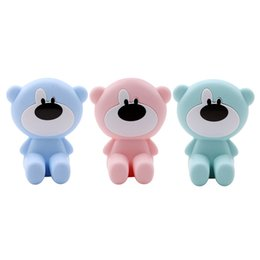 China 1PC Cartoon Shape Door Stopper Edge & Corner Guards Creative Soft Silicone Door Stop Security Card Child Finger Protection cheap security door stops suppliers