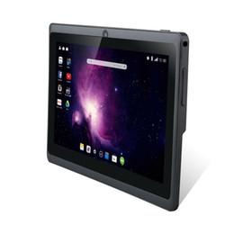 DragonTouch Y88X Plus 7-дюймовый планшетный ПК Quad Core Android 5.1 1 ГБ / 8 ГБ, предварительно установленная двойная камера, Netflix, Skype - черный