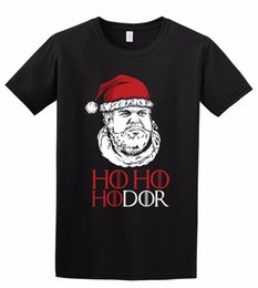 $enCountryForm.capitalKeyWord NZ - Details zu Ho Ho Hodor - Game of Thrones TV Christmas Xmas Hodor Gift Inspired T-Shirt Funny free shipping Unisex Casual tee gift