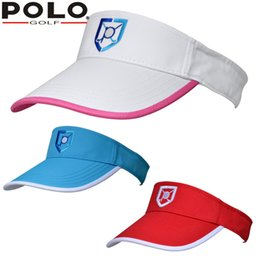 $enCountryForm.capitalKeyWord Canada - Top Quality New Polo Sport Outdoor Cap hat Golf tennis Baseball Anti UV Top Adjustabl Caps Without Hat Outdoor Sunscreen