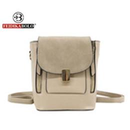 $enCountryForm.capitalKeyWord NZ - Brand 2018 Europe Fashion Brand Designer Women Backapck Leather Women Bags Mini Shoulder Bag Ladies Backpacks Adjustable Straps