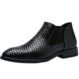 dress designers shoes for men UK - italian brand oxford shoes for men designer shoes men formal mens shoes casual buty damskie mocassin homme stivali donna mannen schoenen