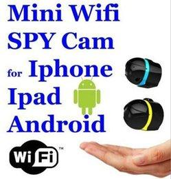 Ai-ball Die kleinste ultraportable Wifi-Miniüberwachungskamera der Welt drahtlose WIFI IP-Kamera für IOS und andior Telefon