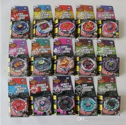 Beyblade Fury Australia - New Wholesale 4pcs lot Beyblade Metal Fury 24 Different Styles Without Launcher Beyblade Fury Brinquedo Christmas Gift For Kids