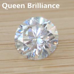 $enCountryForm.capitalKeyWord Australia - Lab Grown Loose Moissanite Diamond 3 Carat 9MM No Less Than GH VVS2 High Quality Test Positive Wholesale Clear Gemstone