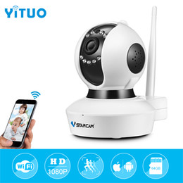 Pan hd iP camera audio online shopping - Wifi MP IP Camera Infrared Security G SD Card Slot Audio Record P HD CCTV Wireless Webcam Baby Monitor
