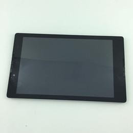 $enCountryForm.capitalKeyWord UK - Wholesale-LCD display + touch screen digitizer Assembly with frame for Lenovo Tab 3 TAB3 8.0 850 850F 850M TB3-850M TB-850M Tab3-850 black