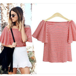 e5759e5b516 Plus size L- 4XL short T-shirt cotton summer pleated short sleeve tops woman  casual fashion t shirt stretch tops slim tshirt big