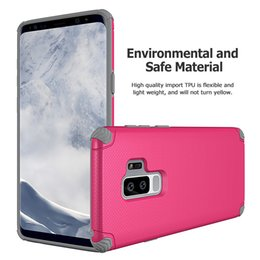 Google Max Canada - Hybrid Armor Shockproof Case Back Cover for iPhone XS MAX XR Samsung S9 S10 A8 Moto G7 6 E5 Play Plus LG K30 K10 2018 Huawei P20 Google Opp
