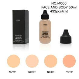 Ml control online shopping - Arrival Brand ml Liquid Face and Body Foundation Studio Fouundation Primer Colors foundation liquid pc