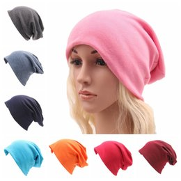 Warmest Winter hat for men online shopping - 20 Colors Winter Warm Beanies  Skull Hat Cotton 8426b485526