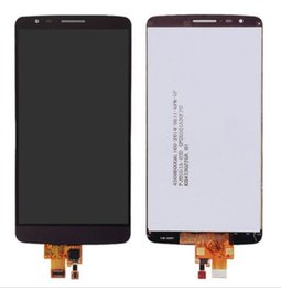 lg g3 lcd display 2019 - LCD Display For LG G3 Stylus D690N D693n D693 D690 Touch Screen-Digitizer original change glass