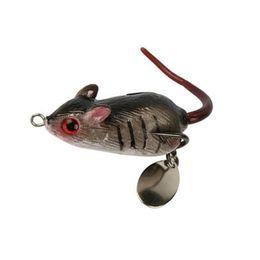 $enCountryForm.capitalKeyWord UK - 3D Eyes Soft Mouse Bait Bells Sound 5cm 10.5g fishing lure Frog Silicon Artificial Set Sea Swim Bait