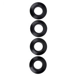 Опт 4шт резиновые универсальный каяк каноэ весло капельного кольца для установки на вал весла 30 мм Диаметр