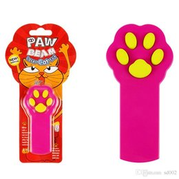 $enCountryForm.capitalKeyWord Australia - Small Laser Pointer Cat Toys Exquisite Practical Funny PAW BEAM Lasers Stick Dog Toy Pet Articles 7 5sn cc