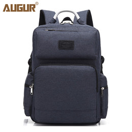 $enCountryForm.capitalKeyWord Canada - AUGUR 2018 Fashion Men Women Backpack Oxford 15.6 inch Laptop Notebook Busines Backpacks to School Bag College Students Back bag