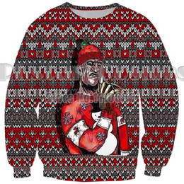 $enCountryForm.capitalKeyWord NZ - YX GIRL Newest Christmas 3d hoodies Men women Sweatshirts Christmas gift Funny monkey Trump Print Long sleeve Tracksuits