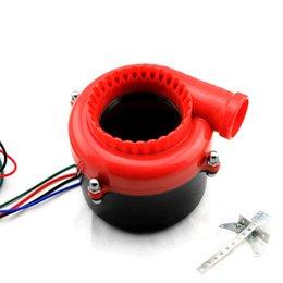 Universal Eletrônico Turbo Car Válvula de Descarga Falsa Turbo Blow Off Válvula Som Elétrico Turbo Blow Off Som Analógico BOV