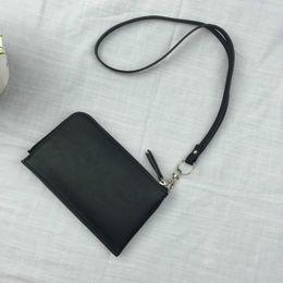 $enCountryForm.capitalKeyWord Canada - 2017 Hot Fashion Small Mini Hanging Neck Phone Bag Multifunction Portable Wristlet Clutch Coin Purse Women Handbag Zipper Pouch