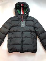 Winter Down Parkas NZ - Brand Men down jacket Winter Jacket Coat Thick Warm Fashion Hooded Man Down Parka High Quality Men White Duck Coat Overcoat