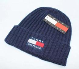 Balaclava knitting online shopping - Hat Skullies Beanies Men Women Knitted Warm Hat Winter Caps Mask Balaclava Bonnet Cap Cotton Beanies Hats