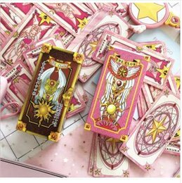 Card Captor Game Cards Collection Klassische Clow-Karten Kleine Cosplay Magic-Karten im Angebot
