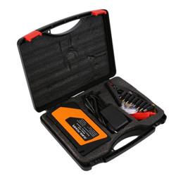 Auto Emergency Tools Australia - 12V real 89800mah Multi-Function 1set Car Charger Battery Jump Starter 4USB LED Light Auto Emergency Mobile Power Bank Tool Kit
