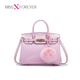 MissXForever klassische minimalistische Mode Handtaschen und Platin Paket Custom Leder Handtasche Frauen Handtaschen aus Leder brandBag