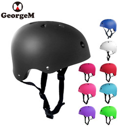 mtb helmet blue green Canada - Ciclismo 2018 Kids Bicycle Helmet Safety Ultralight Bicycle Helmet In-mold MTB Road Bike Kids Accessories