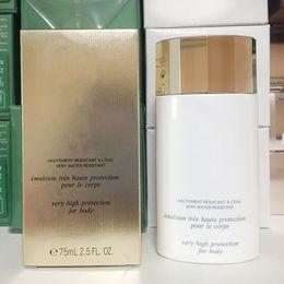 CDP Beaute защитная эмульсионная эмульсионная защита кожи защитная очень высокая защита для тела 50 * 75 мл на Распродаже