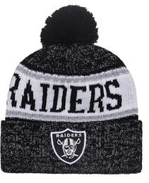 Nueva moda Unisex invierno Oakland beanie sombreros para hombres mujeres de punto Beanie lana sombrero hombre Knit Bonnet Beanie Gorro gorra caliente