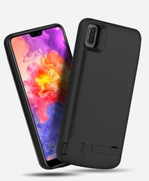 Pro batteries online shopping - External Battery Cases Power tank Special Back Clip Rechargeable Battery Portable Power Charger Protective for Huawei P20 Lite Pro