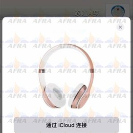 HeadpHone bluetootH cell online shopping - Wireless Bluetooth So with W1 Chip Headphones Earphones Bluetooth Headsets Sealed Retail Box